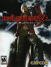 Box art - Devil May Cry 3: Dante's Awakening