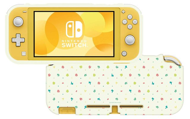 Hori Animal Crossing New Horizons Switch Accessories Coming Soon