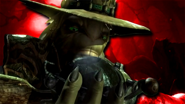 Why you should give the Oddworld: Stranger's Wrath Switch port a chance
