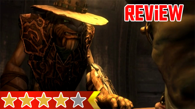 Oddworld: Stranger's Wrath HD Switch Review | A bounty still worth bagging