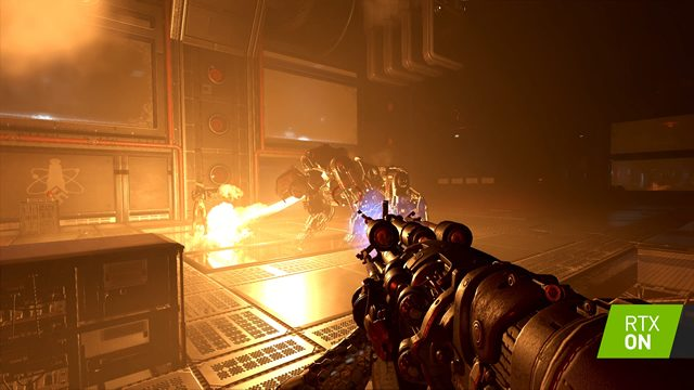 wolfenstein: youngblood rtx patch enabled dlss nvidia highlights