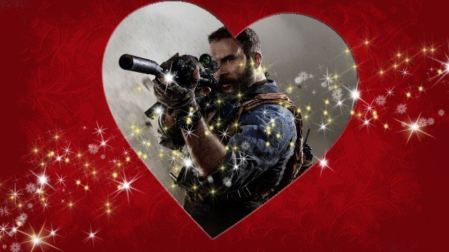 Call of Duty Modern Warfare Valentines Day Playlist Update