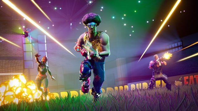 Fortnite 2.55 Update Patch Notes