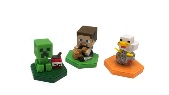 Minecraft Boost Minis Cover