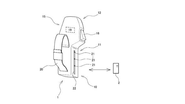 New PlayStation VR controller patent