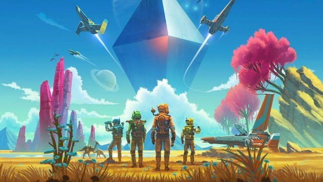 No Man's Sky 2.32 update