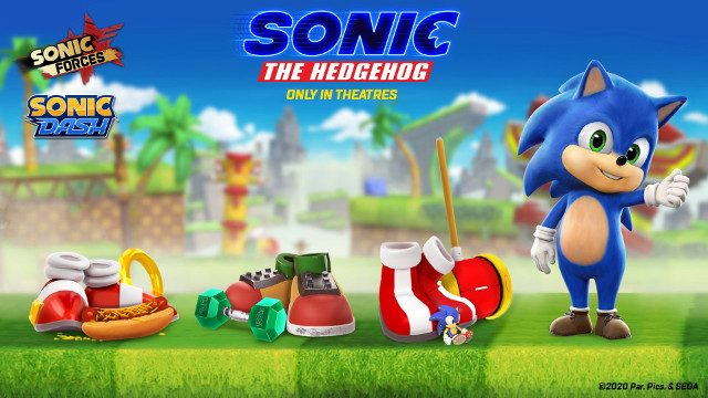 Playable Baby Sonic announcement
