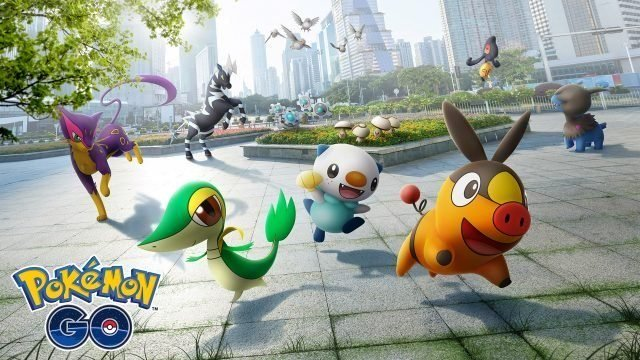 Pokemon Go Sinnoh region celebration event
