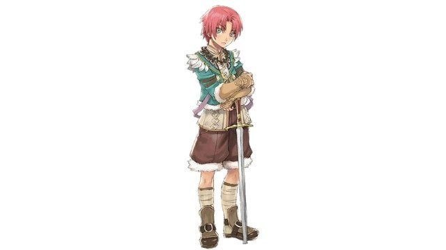 Rune Factory 4 Gifts Doug