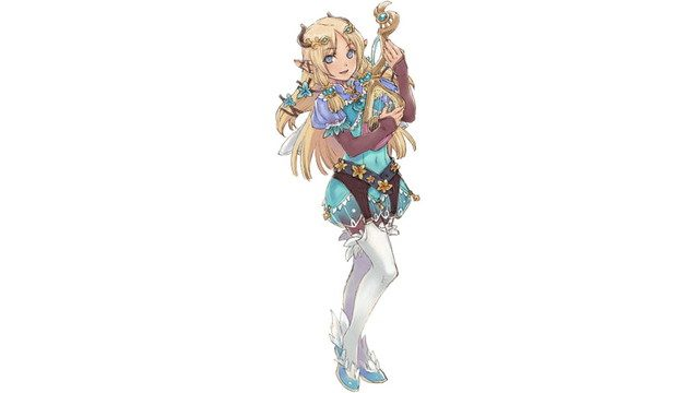 Rune Factory 4 Gifts Margaret