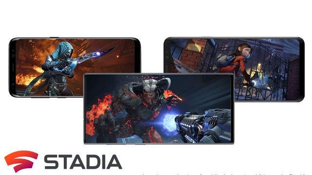 Stadia Android Update