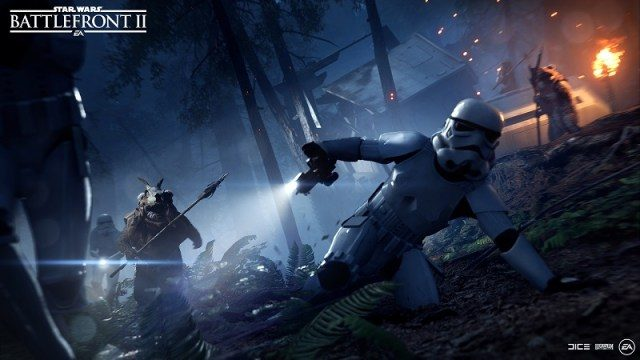 Star Wars Battlefront 2 1.45 Update Patch Notes