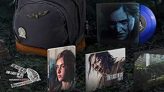 Where can I buy The Last of Us Part 2 Ellie Edition? goodies