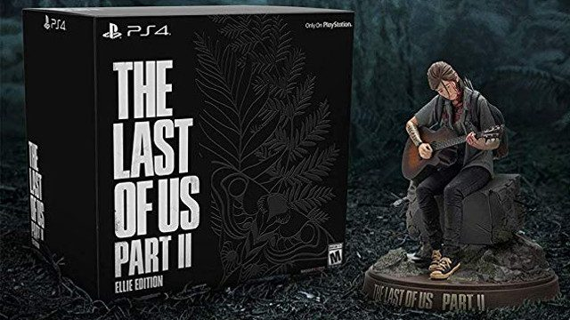 Where can I buy The Last of Us Part 2 Ellie Edition? Statue zoom