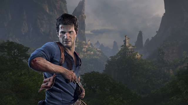 Uncharted 5 Nathan Drake cover