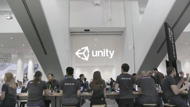 Unity GDC 2020 events cover