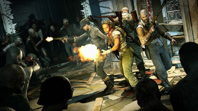 Zombie Army 4 1.04 update