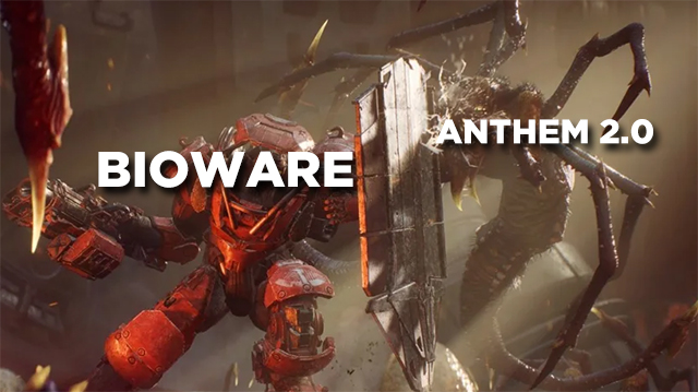 Anthem 2.0 is make or break for BioWare