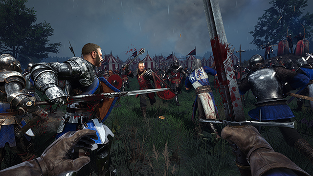 Chivalry 2 is positioned to take back the multiplayer first-person slasher crown