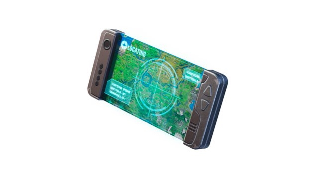 fortnite minimap gadget