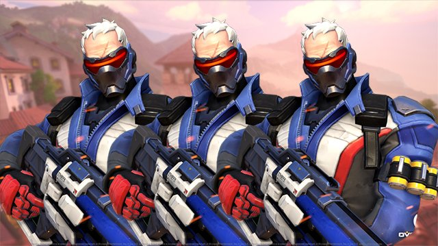 Overwatch's first Experimental Mode goes up tomorrow, introduces triple Damage role