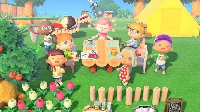 Animal Crossing: New Horizons one or more other consoles are not responding