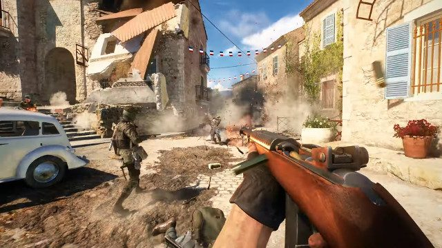 Battlefield 5 6.2 Update Patch Notes fight