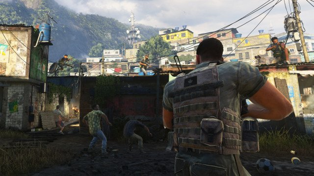 Call of Duty: Modern Warfare 2 Remastered campaign