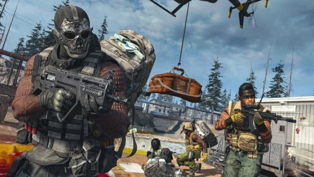 'Call of Duty: Warzone' gets 15 million players in four days
