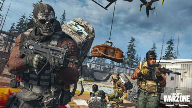 Does Warzone need PS Plus or Xbox Live online