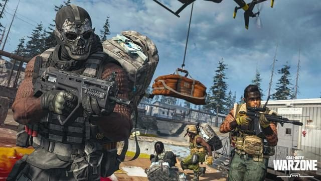 warzone what are caches call of duty