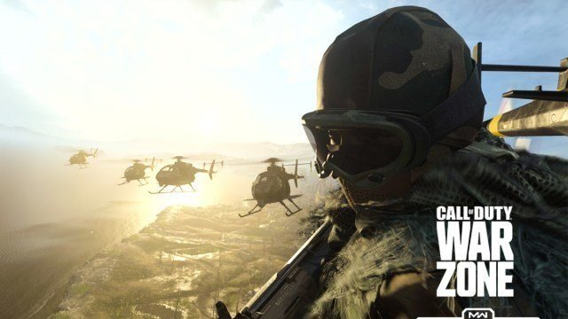 Call of Duty Warzone fall quickly