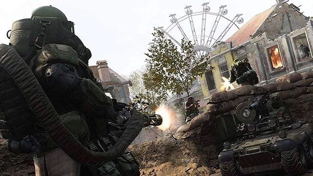Call of Duty: Warzone free-to-play
