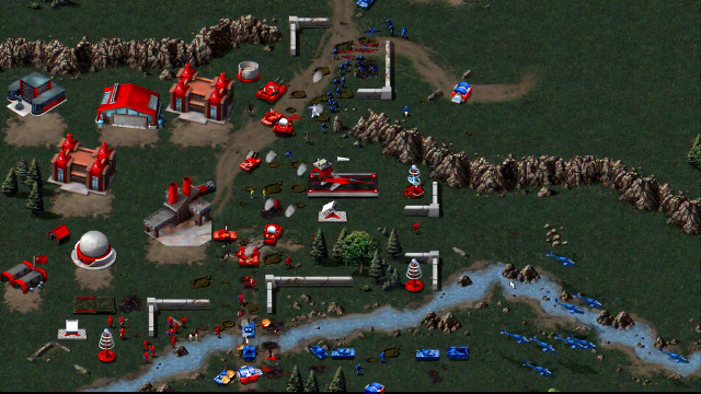 Command & Conquer Remastered release date