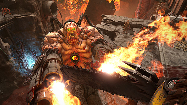 how to fast travel in doom eternal