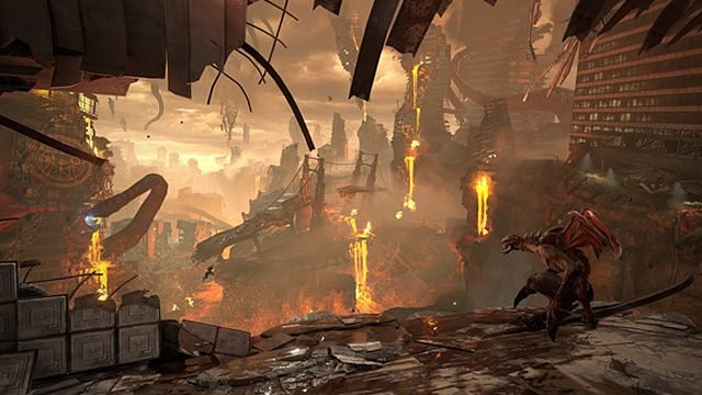 Doom Eternal Unable to Contact Game Services