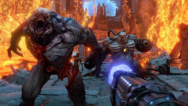 what is the doom eternal release time