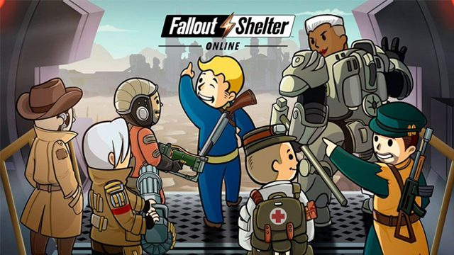 Fallout Shelter Online iOS and Android release date