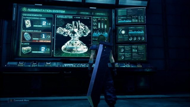Final Fantasy 7 Hands On Preview Air Buster Systems
