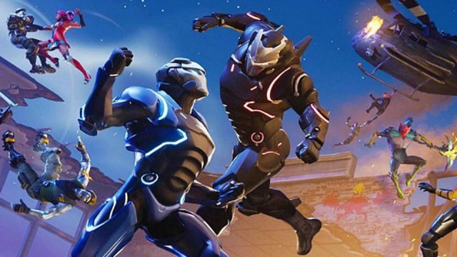Fortnite 2.65 Update Patch Notes