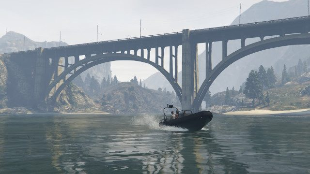 GTA 5 Not Working boat