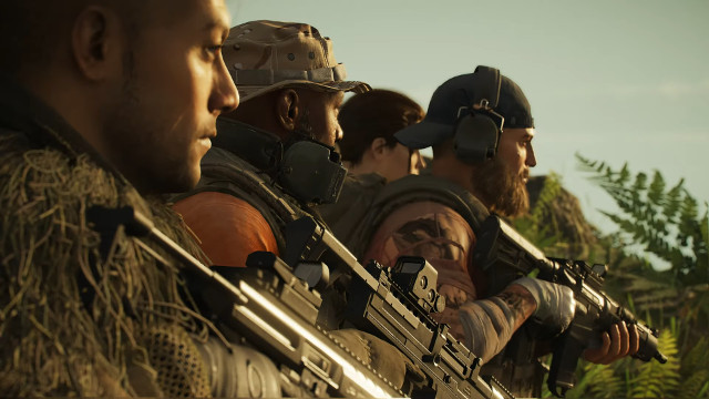 Ghost Recon Breakpoint Immersive Mode Ghost Experience