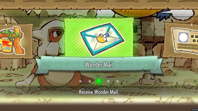 Pokemon Mystery Dungeon DX Redeem Wonder Mail Codes