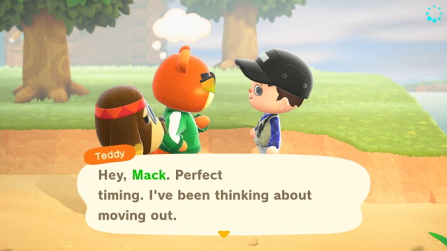 How to get Villager to move out in Animal Crossing: New Horizons