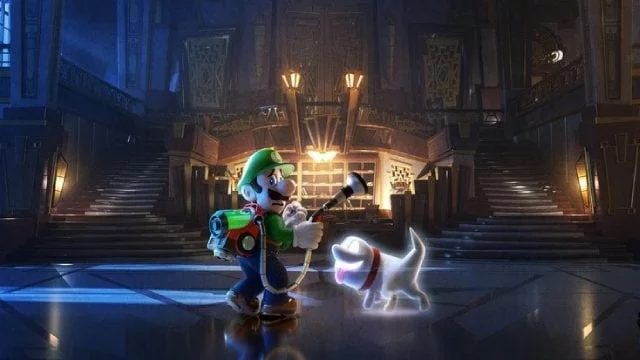 Luigi's Mansion 3 1.3.0 update