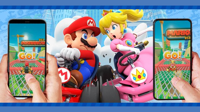 Mario Kart Tour multiplayer gold subscription 200cc