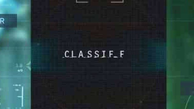 Modern Warfare Classified Tab