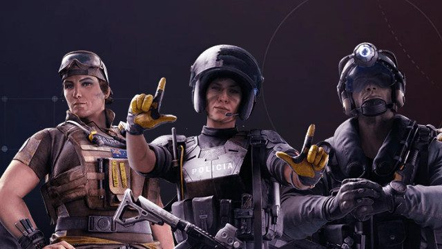 Rainbow Six Siege Operation Void Edge Update