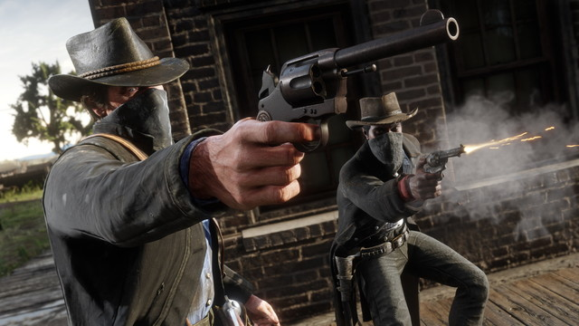 Red Dead Redemption 2 PS5