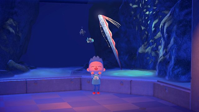 Animal Crossing New Horizons fish leaving in March